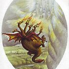 Seven-headed Dragon  by Nestor