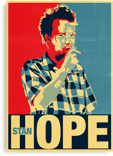 No Hope without StanHope by waxmonger