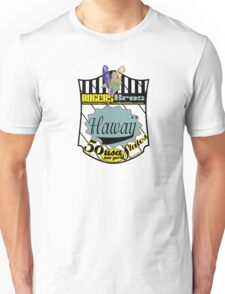 usa hawaii by rogers bros Unisex T-Shirt
