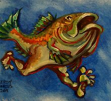 Fish with Legs by Ellen Marcus