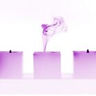 Purple Smoker by Carl Revell