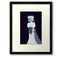 The Attic Bride Framed Print