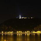 Gellért Mountain by soffee12