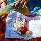 Flower Seller, Udaipur by nekineko