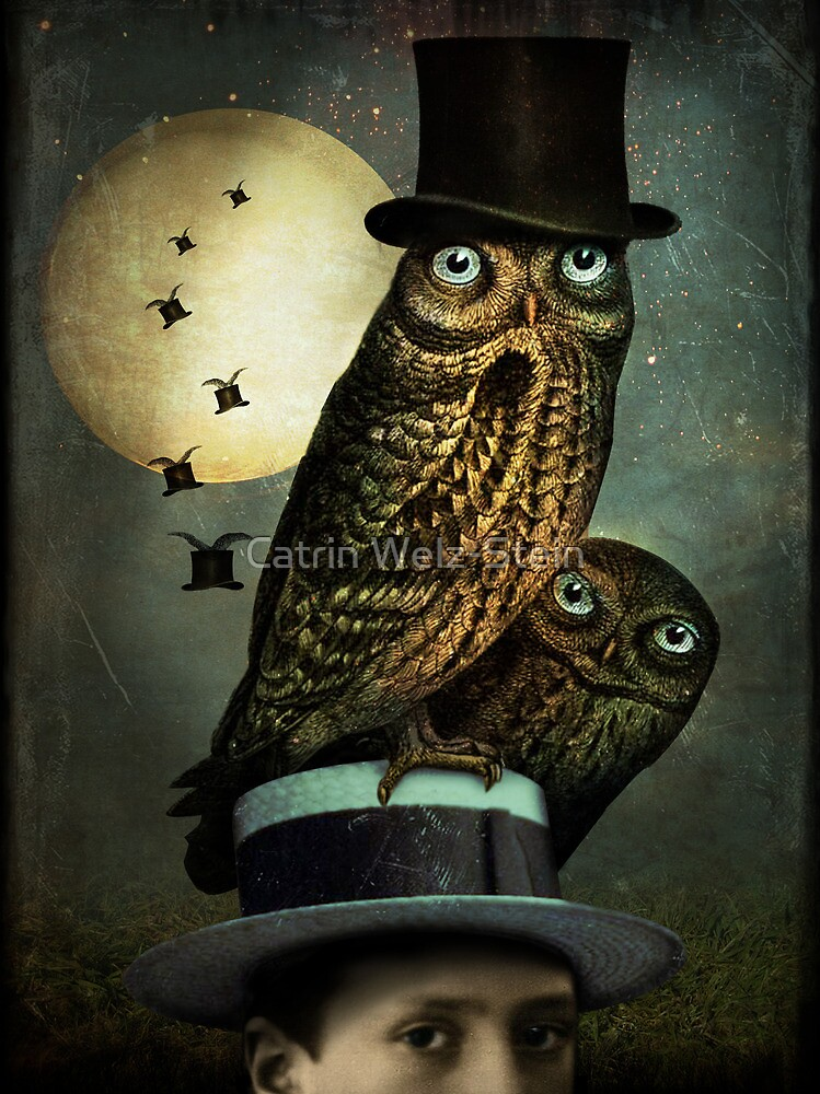 Watch out by Catrin Welz-Stein