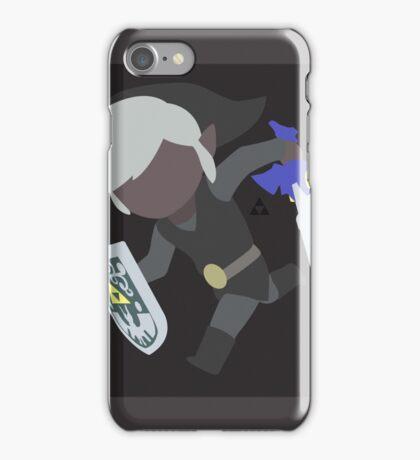 Toon Link (Dark) - Super Smash Bros. iPhone Case/Skin
