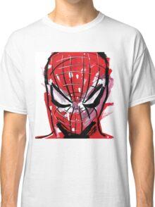 Spiderman splash Classic T-Shirt
