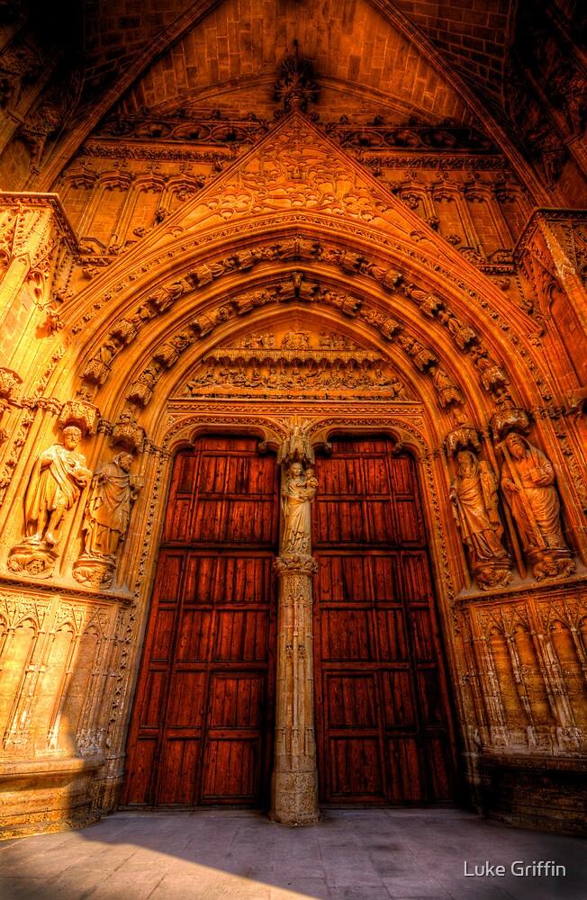 Tradesman's Entrance by Luke Griffin