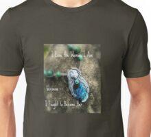 I Love the Woman I Am - Chrysocolla and Malachite Goddess Unisex T-Shirt