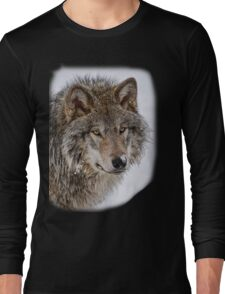 Wolf Shirt - 5 Long Sleeve T-Shirt