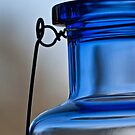 Blue Glas by pixel-cafe .de