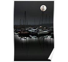 Chatham Marina  Poster
