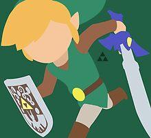 Toon Link (Oracle) - Super Smash Bros. by samaran