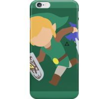 Toon Link (Oracle) - Super Smash Bros. iPhone Case/Skin