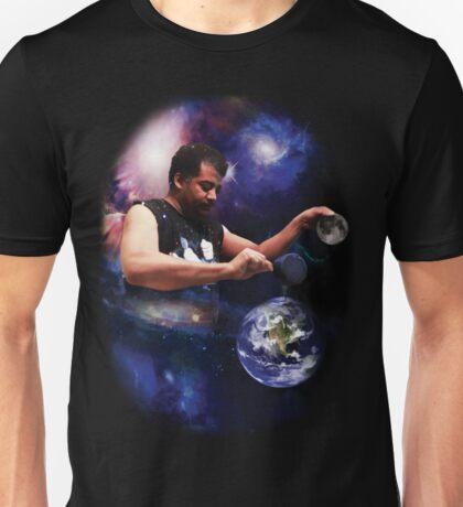 Neil Degrasse Tyson The Creator Unisex T-Shirt