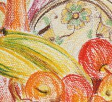 Tasty fruits Sticker