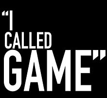 I Called Game - Paul Pierce by ericjohanes