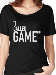 I Called Game - Paul Pierce Women's Relaxed Fit T-Shirt