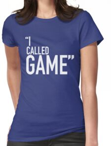 I Called Game - Paul Pierce Womens Fitted T-Shirt
