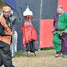 A Merchant, A Dress And A Fool ... by Danceintherain
