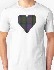 00572 MacDonald of Clanranald Tartan T-Shirt