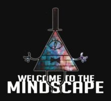 Welcome to The Mindscape -Spacey Kids Tee