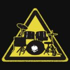 Dangerous drummer by lab80