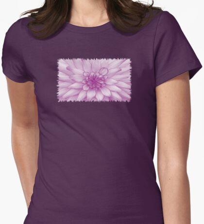 Dahlia Radiant Orchid - JUSTART ©  T-Shirt