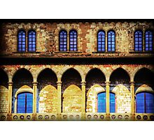 Fortified Arches Photographic Print