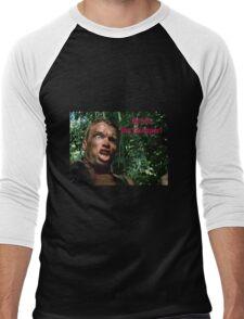 Predator-- Get to the Chopper Men's Baseball ¾ T-Shirt