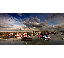Panoramic Paddys Photographic Print