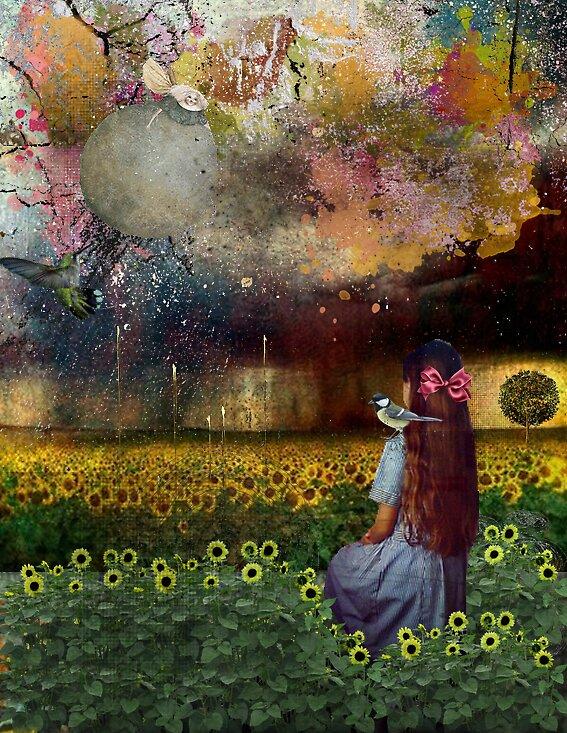 My Moon is dying (ჩემი მთვარე კვდება) by Teona Mchedlishvili