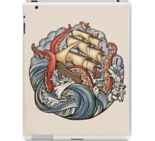 The Kraken iPad Case/Skin