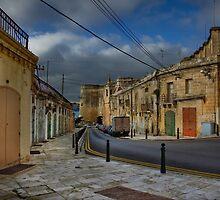 Outside Victoria Gate; Valletta, Malta by Edwin  Catania