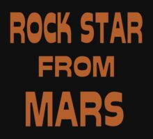 Rock Star From Mars by Paul Gitto