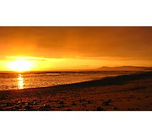 River Spey Sunrise Photographic Print