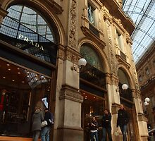Galleria Shopping by Stephen Burke