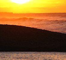 River Spey Sunrise by Nicholas Jermy