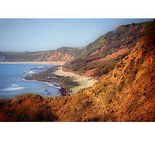 Westward Ho-Jurassic Coast Photographic Print