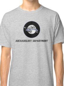 Luna University Archaeology Department Classic T-Shirt