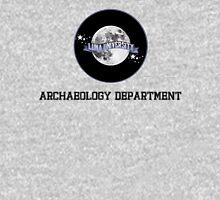 Luna University Archaeology Department Unisex T-Shirt