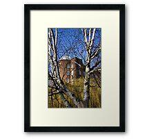 The Jarrold Building, Norwich. Framed Print
