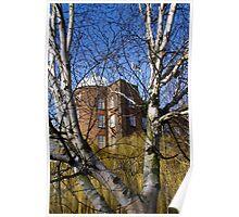 The Jarrold Building, Norwich. Poster