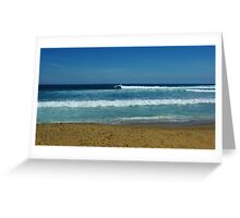 Bells Beach, Great Ocean Road Greeting Card