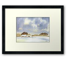 WINTER BEAUTY 2 Framed Print