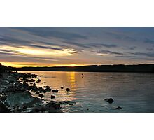 Loch Ness Sunrise Photographic Print