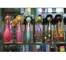 Colourful Shopfront Detail Photographic Print