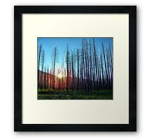 Hope - Great Northern Flats Framed Print