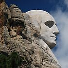 Mt. Rushmore by Charles Hallsted