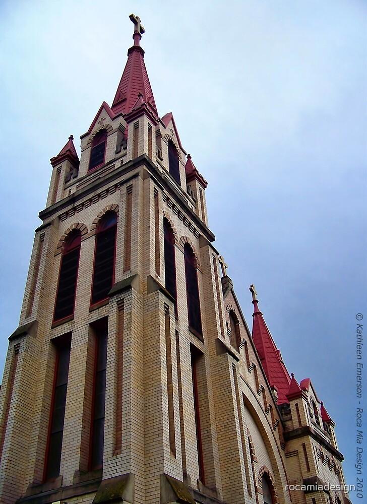 St. Matthew's Church - Kalispell, Montana (USA) by rocamiadesign